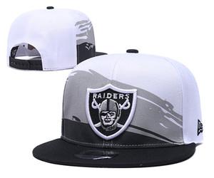 Toptan Ucuz Spor Takımı Şapka Yaz Out Kapı Güneş Moda Hayranları Marka Hip Hop Raider Spor Beyzbol Snapback Caps Şapka