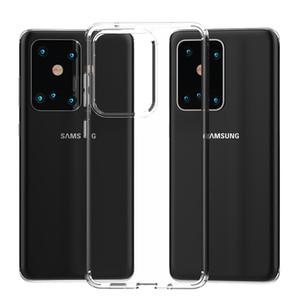 per Samsung Galaxy S11 S11 S11 Lite Inoltre S11E 1.5MM cristallo TPU acrilico trasparente del telefono Caso Accessori per cellulari B
