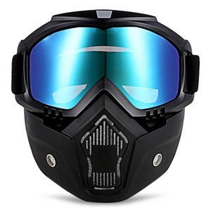 Men Women Bike Glasses Motorcycling Goggles Ski Snowboard Snowmobile Goggles Mask Snow Winter Windproof Skiing Glasses Motocross Sunglasses