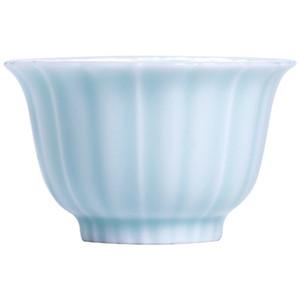 Zen Master Cup Keramik Teacup japanische Vintage-Teeschale Dekor Teaware Container Trinkgefäße Crafts