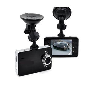 سيارة DVR مسجل K6000 1080P كامل HD LED ليلة مسجل لوحة القيادة الرؤية Veicular كاميرا dashcam