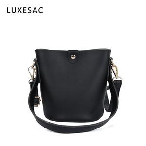 Mini Messenger Bag Women Bucket Shoulder Bag Torebka Damska Pu Leather Handbags Women Bags Summer Sac Main