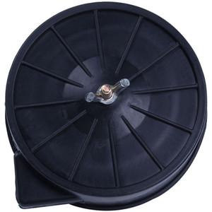 공기 압축기 2 PC를 블랙 20mm 스레드 배기 필터 머플러
