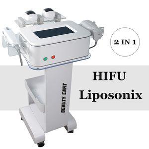 2020 Nueva máquina de lavado de cara HIFU HIFU lipo peso corporal equipo de pérdida de 30.000 disparos eliminación de arrugas HIFU máquina de tratamiento facial en venta