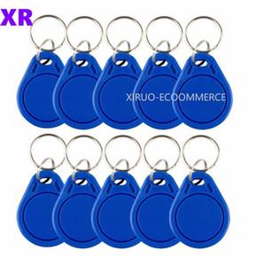 Tag RFID Key Fob Keyfobs Keychain Token Ring 125KHz Proximidade Tag ID Card Chip EM 4100/4102 TK4100 Apenas leia Atendimento Access Control