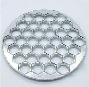 37 fori strumenti per gnocco gnocchi creatore ravioli stampo in alluminio pelmeni gnocchi cucina fai da te strumenti fare gnocco pasticceria