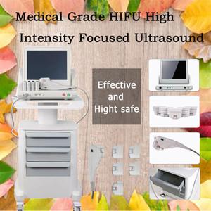MINI HIFU أدوات تجميل hifu هيئة التخسيس hifu إزالة التجاعيد مكافحة الشيخوخة مع 5 خراطيش 10000 طلقة
