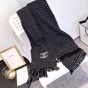 2019 горячая распродажа зима теплый утолщенный шарф высшего качества имитация кашемировый шарф женская повседневная универсальная шаль