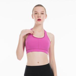 Sports Camisoles Bra Tank Top Quality Yoga girls Womens Designer T Shirts Gym Vest Workout Bra Women Clothes Tank Top sexy Active Size XS-XL