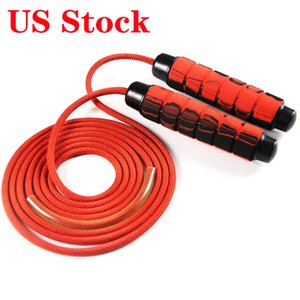 100Pcs Steel Wire Skipping Skip Adjustable Jump Rope Crossfit Fitnesss Equimpment Exercise Workout Speed Rope Training