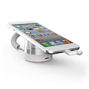 Stand 10PCS Cellulare Security acrilico Smartphone antifurto Antifurto di visualizzazione per il telefono Holder sicura Con la nave da DHL