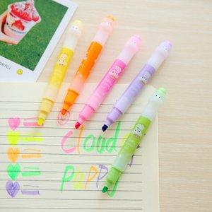 Ручки для канцелярских принадлежностей для учащихся, канцелярские принадлежности для миниатюрных животных