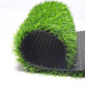 Decoración de la boda del piso de la casa 100 cm * 100 cm Estera de hierba verde Césped artificial Césped pequeño Alfombras falsas Sod Home Garden Moss DH0441