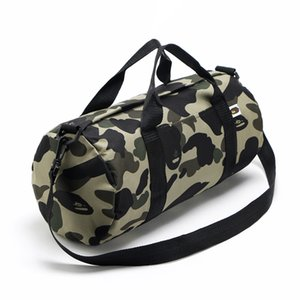 Wholesale- Travel Bag Sup Attractive Casual Men's Duffle Bag Outdoor Packs Storage Bag Messenger Bags Fitness Stuff Sacks Luggage Aape