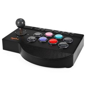 PS3 / PS4 / X 박스 하나 / PC 조이스틱 스틱 조이스틱 게임 컨트롤러 PXN-0082에 대한 PXN 0082 USB 유선 게임 컨트롤러 아케이드 싸움