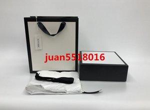 Commercio all'ingrosso miglior prezzo di alta qualità designer di marca di lusso famoso di lusso fashion cinghia speciale scatola, sacchetto di carta genuino per donne e uomini