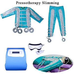 máquina de presión corporal para adelgazar presión presión presión arterial drenaje linfático desintoxicación máquina de presión infrarroja presión de aire