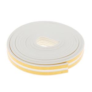 Tape 5 Medidor de espuma auto-adesivo janela da porta Excluder Seal Faixa