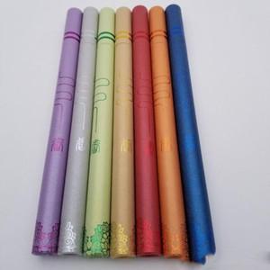 Multicolor бумаги Благовония Благовония Tube Barrel Малый Box для 10г Джосс палочке удобной переноски для хранения
