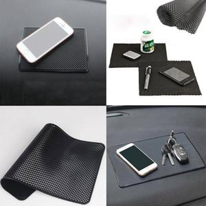 slittamento Dash 20 * 13cm Car Interior Accessori Dashboard Sticky non Mat tappeto nero