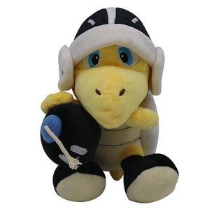 20 centímetros Super Mario Bros Go Plush Toy Bomba Bro. Koopa Jogo Turtle Stuffed Animal boneca dom Nova