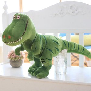 Dinosaur Plush Toy Animal Bed Time Baby Sleeping Appease Stuffed Toys Cute Soft Plush T-rex Tyrannosaurus Figure Birthday Gifts