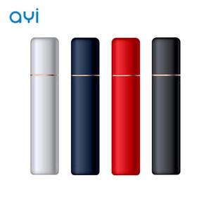 Original heat without burn AYI TT7 Kit Vaporizer portable vape pen electronic cigarette not fire for heating cartridge DHL free shipping