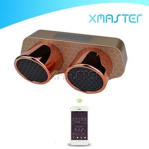 Bluetooth стерео динамик музыка система объемного звучания настольный двойной динамик 5 Вт для всех Android смартфон динамик с розничной упаковке xmaster