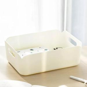 Original Xiaomi Youpin bege Caixa de armazenamento Organizer Caso Container Box prova de umidade e à prova de insetos fácil de limpar 3011879