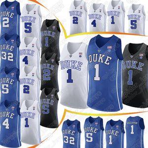 NCAA Murray State Racers Università maglie Wear 12 Ja Morant Duke 1 Sion Williamson 2 cam Reddish 5 RJ Barrett College Basketball