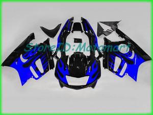 혼다 용 오토바이 페어링 키트 CBR600F3 97 98 CBR 600 F3 1997 1998 ABS 레드 실버 블랙 Fairings 세트 + 선물 HH16