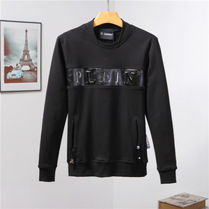 2019 brand top designer round neck high quality men's men's and women's clothing embroidery black letter tiger logo sweater top