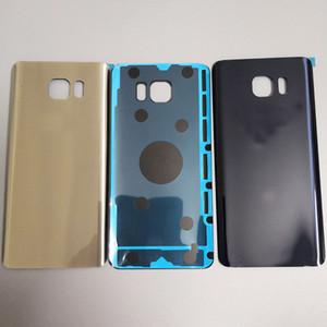100 ٪ الأصلي سامسونج غالاكسي Note5 ملاحظة 5 غطاء البطارية الخلفي غطاء زجاجي 3D الإسكان لسامسونج ملاحظة 5 الباب الخلفي حالة استبدال