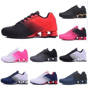 Мужчины Женщины Deliver 809 Спортивная обувь Мужчины кроссовки красный черный белый Mens Trainer Sneaker Shoes Золотые белые теннисные кроссовки