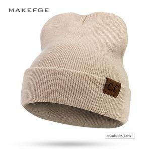 CC standard tao tou mao knitted winter wool hat