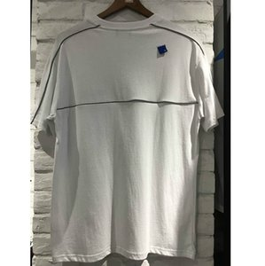 19ss Adererror T Shirts Reflective Embroidery Men Women Ader Error Top Tees Casual Cotton High Quality Ader Error T-shirts B770608
