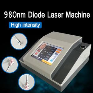 Hochleistungs-Multifunktions-Gefäß-Besenreiser-Entfernungsmaschine 980nm Diodenlaser-Speckle-Entfernungs-980-Laser-Maschine