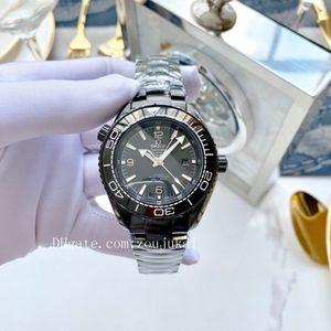 high quality james bond 007 watches planet ocean GMT men sport Wristwatch aqua terra sea master watches seamaster OMEGA mens watch D4072