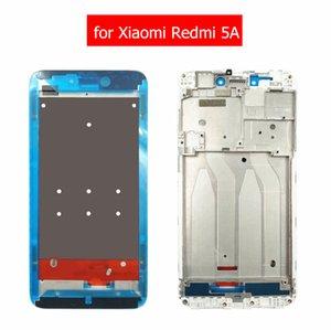 Pour Xiaomi Redmi 5A Cadre Central LCD Support Cadre Plaque Boîtier Lunette Faceplate Lunette Redmi 5A Réparation Pièces De Rechange