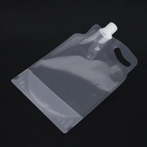 Açık Kamp Yürüyüş Riding Su Bag İçme Taşınabilir 2L Katlanabilir