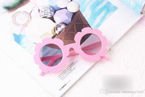 2019 niños del verano nuevos gafas de sol polarizadas gafas de sol chicas chicos de luz ultravioleta en bicicleta F5895 400 gafas de sol gafas de sol de la playa de los niños