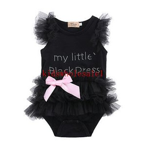Newborn Kids Baby Girl Infant Romper Jumpsuit Bodysuit Clothes Tutu Dress Outfit