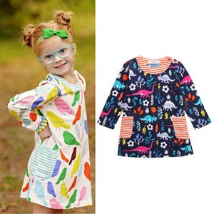 Toddler Kids Baby Girls Floral Party Pageant Tutu A-line Top Dress Clothes