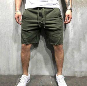 Gymlocker Mens Designer Summer Short Pants Solid Color Running Clothing Hip Hop Sports Eisure Joggers Sweatpants Male Clothing