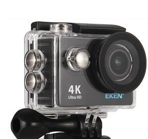 "2019 Original EKEN H9 H9R 2.4G Remote Control Ultra HD 4K Action Camera WiFi 2.0"" 170D Underwater Waterproof Helmet Sport cam Mini DV"