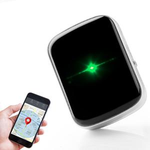 Mini GPS Tracker Gerçek Zamanlı İzleme GSM Kablosuz Su geçirmez IP76 Kişisel Kid GPS Tracker Köpek Yaka Pet Akıllı BW21