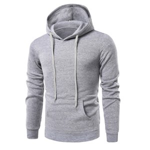 Miicoopie 남성 풀오버 EcoSmart 양털 후드 스웨트 셔츠