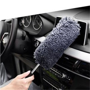1 X Car Microfifiber Duster Clean Drink Dust Tools Polishing Detailing Cloths Auto Window File Superies