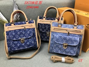 2019 حار بيع أزياء النساء قدرة حمل حقيبة حقائب سيدة قماش حقائب السيدات محفظة الذاتي الرياح حقيبة الكتف حجم كبير