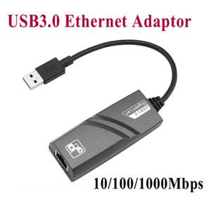 USB 3.0 to RJ45 10 100 1000 Gigabit Lan Ethernet LAN Network Adapter 1000Mbps for Windows 10 Macbook Xiaomi Mi PC
